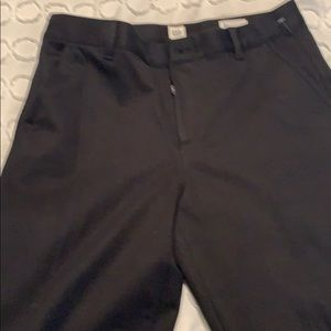 Gap wide leg work pants